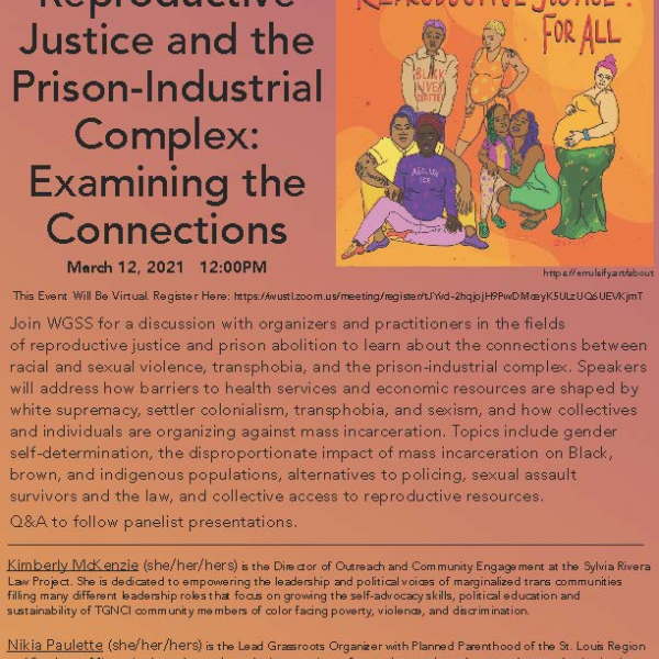 Reproductive Justice and the Prison-Industrial Complex: Examining the Connections