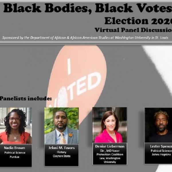 Black Bodies, Black Votes: Election 2020