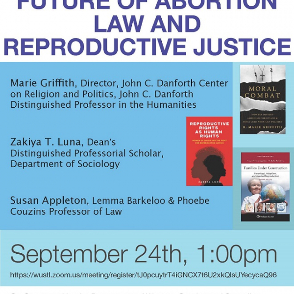 Texas and the Future of Abortion Law and Reproductive Justice