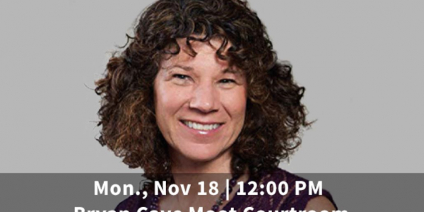 """PILPSS Lecture: Michelle Oberman lectures on """"Her Body, Our Laws: On the Frontlines of the Abortion War from El Salvador to Oklahoma"""""""