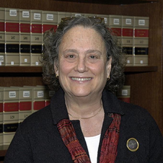 Headshot of Susan Frelich Appleton