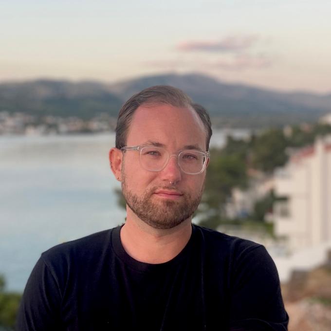 Headshot of Ivan Bujan